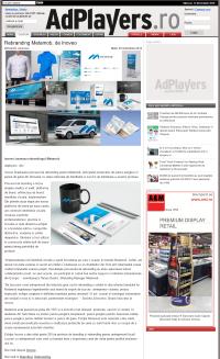 Ребрендирање на Метамоб де Иновео Стири AdPlayers.ro